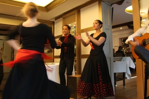 Flamenco-Show in Bad Zwischenahn